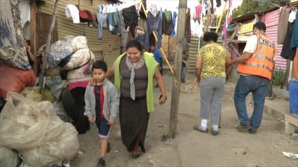 La tormenta Eta deja más pobres a su paso por Guatemala