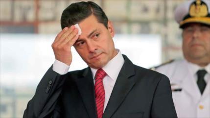 Fiscalía acusa a Peña Nieto de liderar un grupo criminal y traición