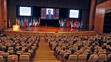 Concluye conferencia de Damasco sobre refugiados