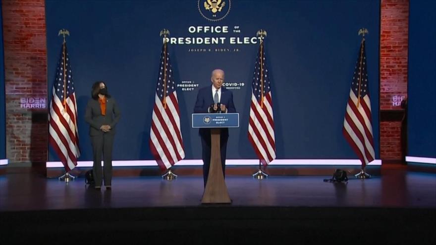 Donald Trump sigue proclamándose vencedor de las elecciones   HISPANTV