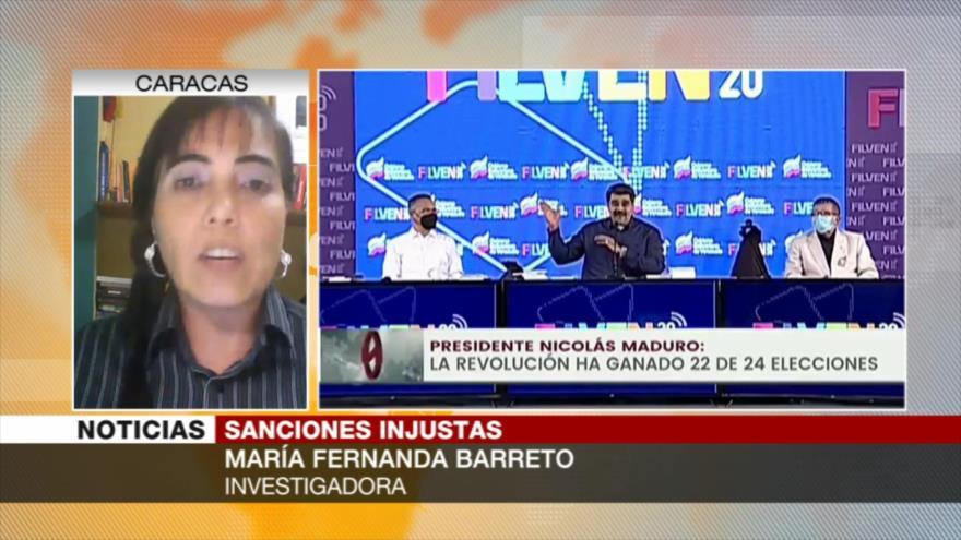 Barreto: UE se hundirá con Trump si sigue política antivenezolana | HISPANTV