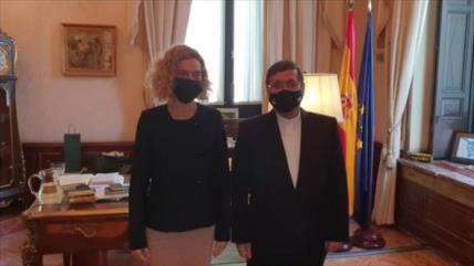 Irán y España abogan por extender cooperación bilateral