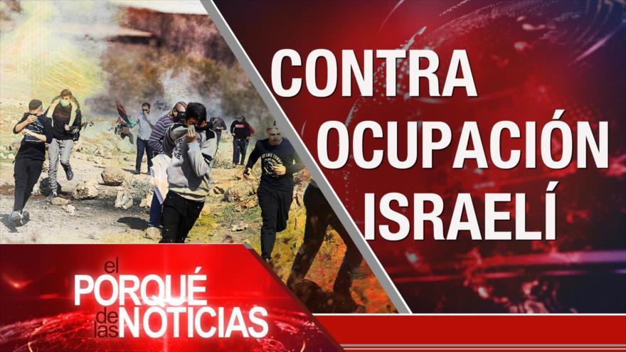 El Porqué de las Noticias: Acuerdo nuclear. Contra la ocupación israelí. Venezuela rumbo a elecciones