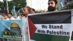 Imran Jan: Paquistán está bajo presión para reconocer a Israel