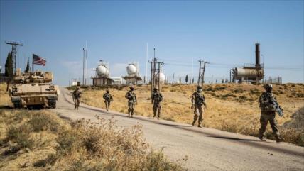 EEUU fortalece su presencia en campo de gas más grande de Siria