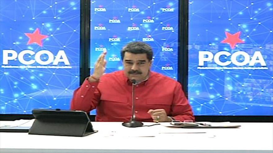 Venezuela: Nueva ola antimperialismo pide fin de intervenciones de EEUU