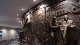 Irán: 1- Museo de Defensa Sagrada 2- Las casas históricas en Abarkuh
