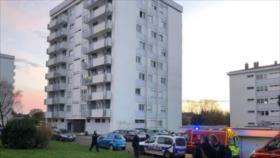 Ataque con cuchillo deja dos muertos y un herido en Francia