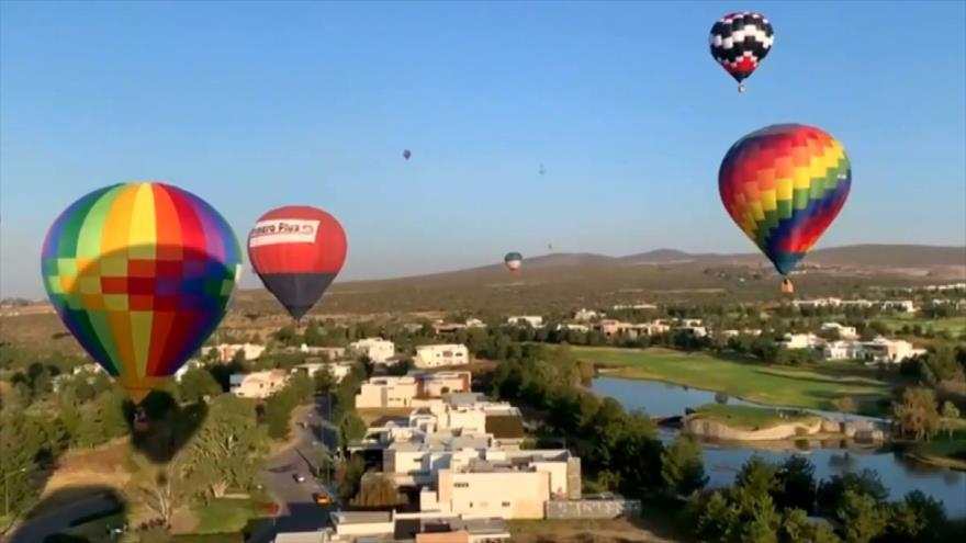 Festival Internacional del Globo 2020 llena de color a México