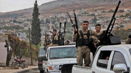 OSDH: 800 mercenarios enviados por Turquía murieron en Libia y Karabaj