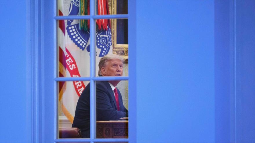 El último intento de Trump por quedarse en Casa Blanca | HISPANTV