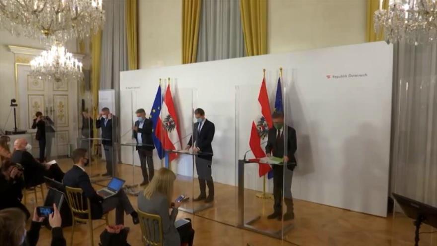 Europa toma medidas para contener la segunda ola de pandemia | HISPANTV