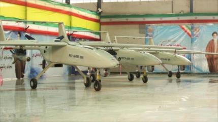'Irán es superpotencia en tecnología de drones pese a sanciones'