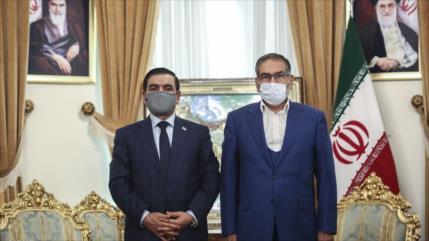 Irán luchará contra todo lo que amenace la paz de Teherán y Bagdad