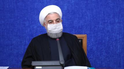 Irán anuncia un plan para enfrentar la 'tercera ola' de COVID-19