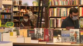 Irán celebra la Semana del Libro en medio de la pandemia