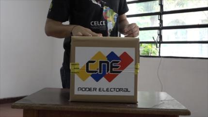 Autoridad electoral de Venezuela realizó segundo simulacro hacia el 6D