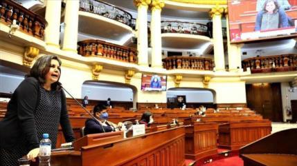 Congreso de Perú no logra designar al presidente del país