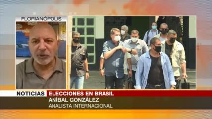 González: La gente que votó por Bolsonaro ya no le apoya