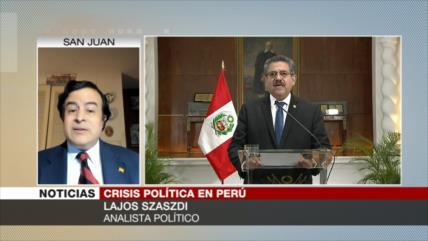 Unas elecciones limpias, única solución a la crisis en Perú