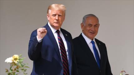 Palestina condena expansión israelí con apoyo del saliente Trump