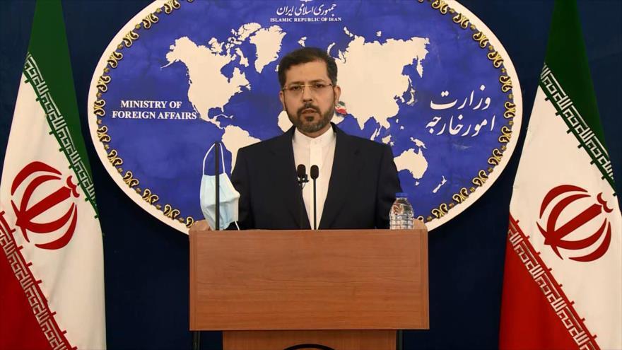 Irán no tolerará la presencia de extranjeros cerca de sus fronteras   HISPANTV
