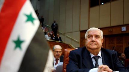 Irán y Rusia expresan condolencias por muerte del canciller sirio