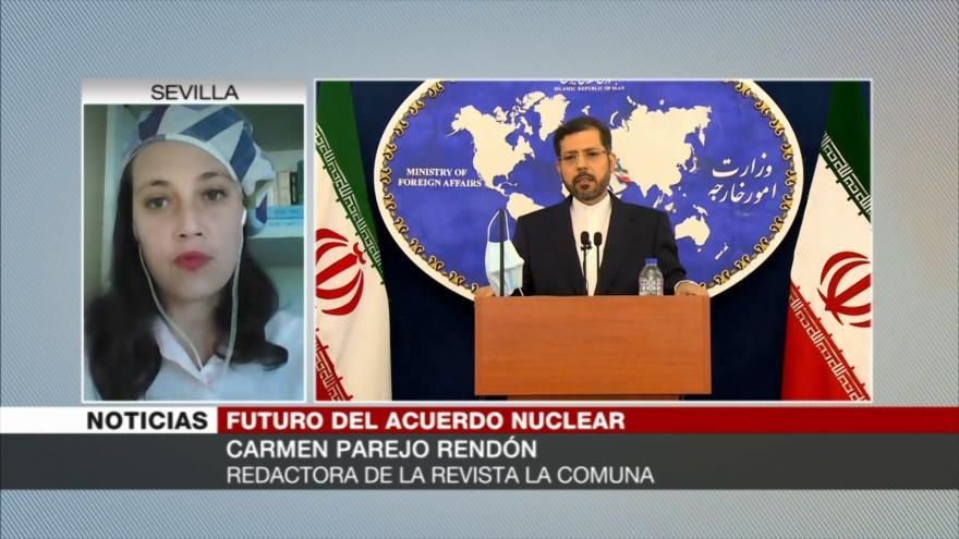 """Biden debe cambiar fallida política de EEUU hacia Irán"""