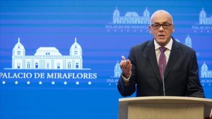 Rodríguez: Con el voto, venceremos el bloqueo de EEUU en Venezuela