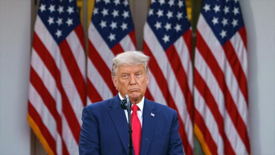 Trump impondría sanciones a China difíciles de revocar por Biden   HISPANTV
