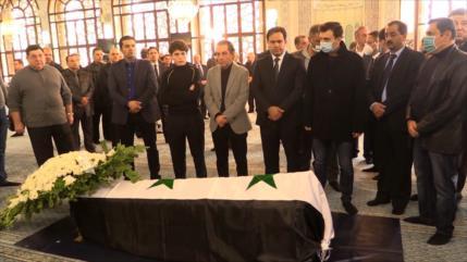 Siria despide a su canciller, Walid al-Moallem
