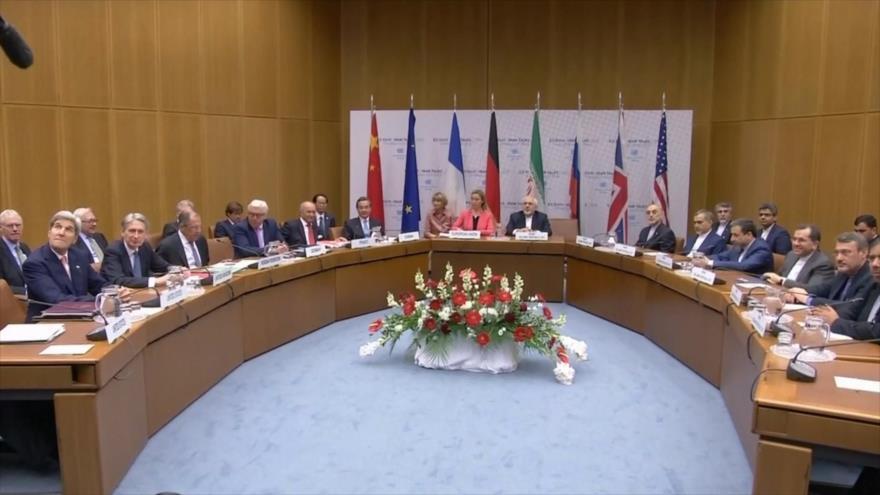 Irán, comprometido al pacto nuclear si signatarios vuelvan a JCPOA   HISPANTV