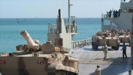 Informe: Israel y EAU construyen aeródromo militar en isla yemení