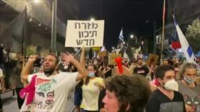 Dentro de Israel: Colapso del sentir público