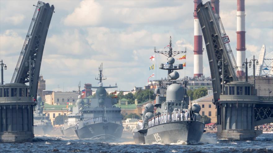 Putin autoriza la apertura de una base naval de Rusia en Sudán | HISPANTV