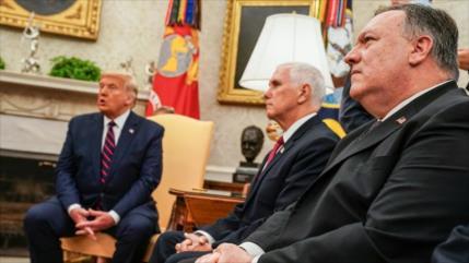 "Irán advierte a Trump que responderá a su ""aventura melancólica"""