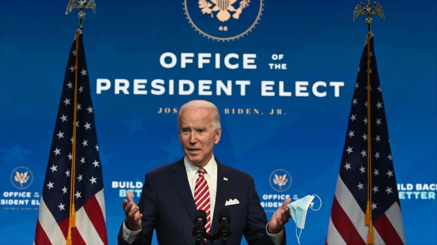 Biden: EEUU y aliados debemos encarar la influencia global de China | HISPANTV