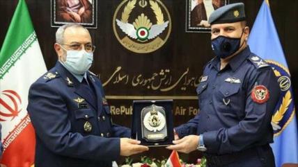 Irán e Irak acuerdan aumentar cooperaciones contra el terrorismo
