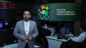 Buen día América Latina: Bolivia: Cambios en la cúpula militar
