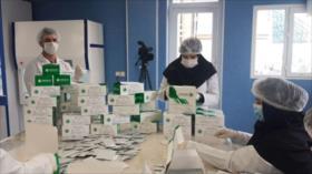 Irán fabrica kit que detecta coronavirus en menos de 20 minutos
