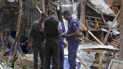 Ataque suicida deja seis muertos y ocho heridos en Somalia