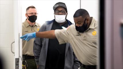 Liberan a un hombre negro en EEUU tras 15 años entre rejas por error