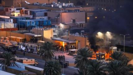 Atacan con cohetes Katyusha la embajada de EEUU en Irak