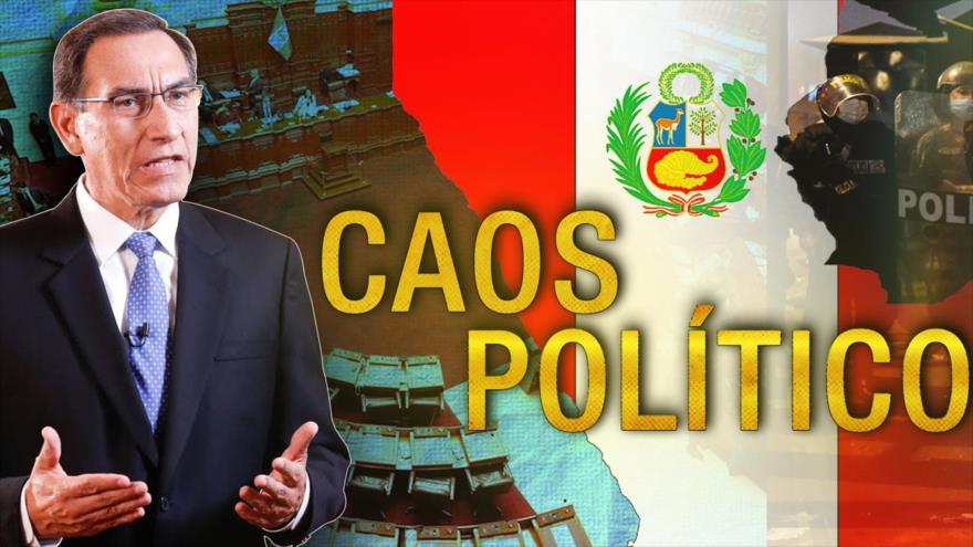 Detrás de la Razón: Protestas por la destitución del presidente peruano Vizcarra y por sus remplazos