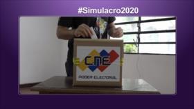 Etiquetaje: Venezuela celebra el segundo simulacro electoral