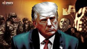 ¿Trump trama un golpe de Estado en EEUU para aferrarse al poder?