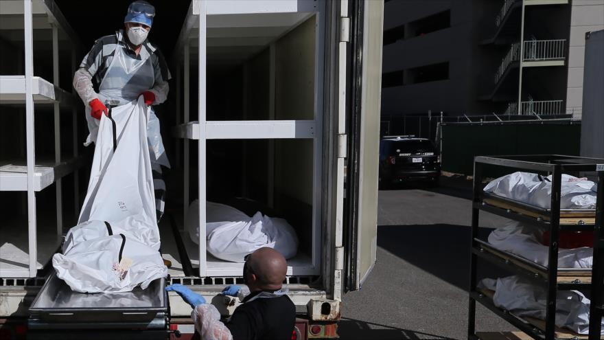 Vídeo: EEUU, atrapado en una pandemia que empeora a toda velocidad