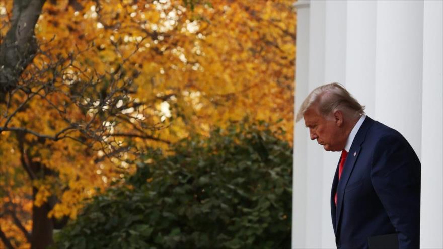 Estadounidenses: Trump debe aceptar el resultado de los comicios | HISPANTV