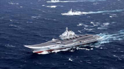 Vídeo: China maniobra en costas sureñas en plena tensión con Taiwán