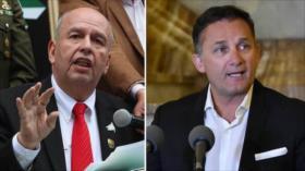 Policía de Bolivia confirma huida de ministros represores de Áñez
